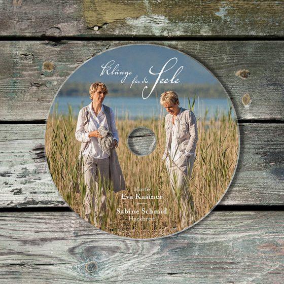 »Klänge für die Seele« – Compact Disc