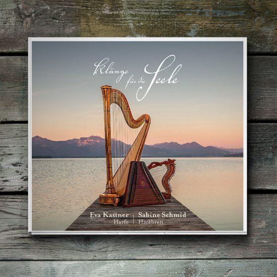 »Klänge für die Seele« –Cover