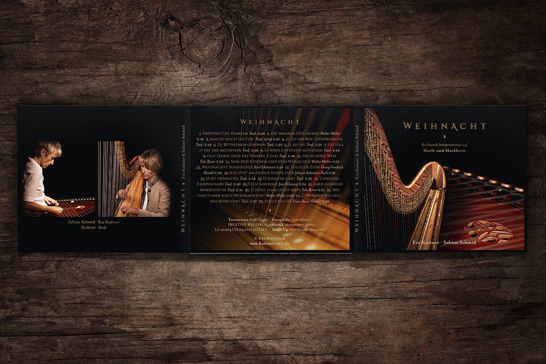 CD »Weihnacht« –Aussen