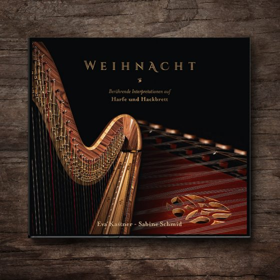 CD »Weihnacht« –Cover
