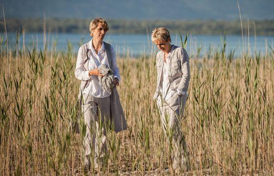 Eva Kastner und Sabine Schmid – Chiemsee I